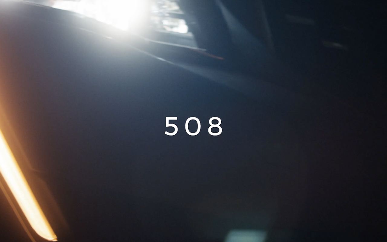 Peugeot 508 – It's time for change-high